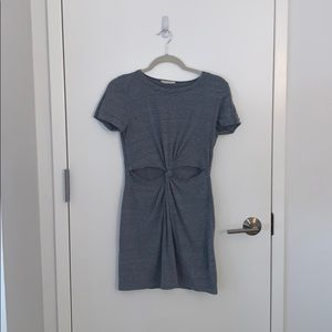 Urban Outfitters knot cutout dress